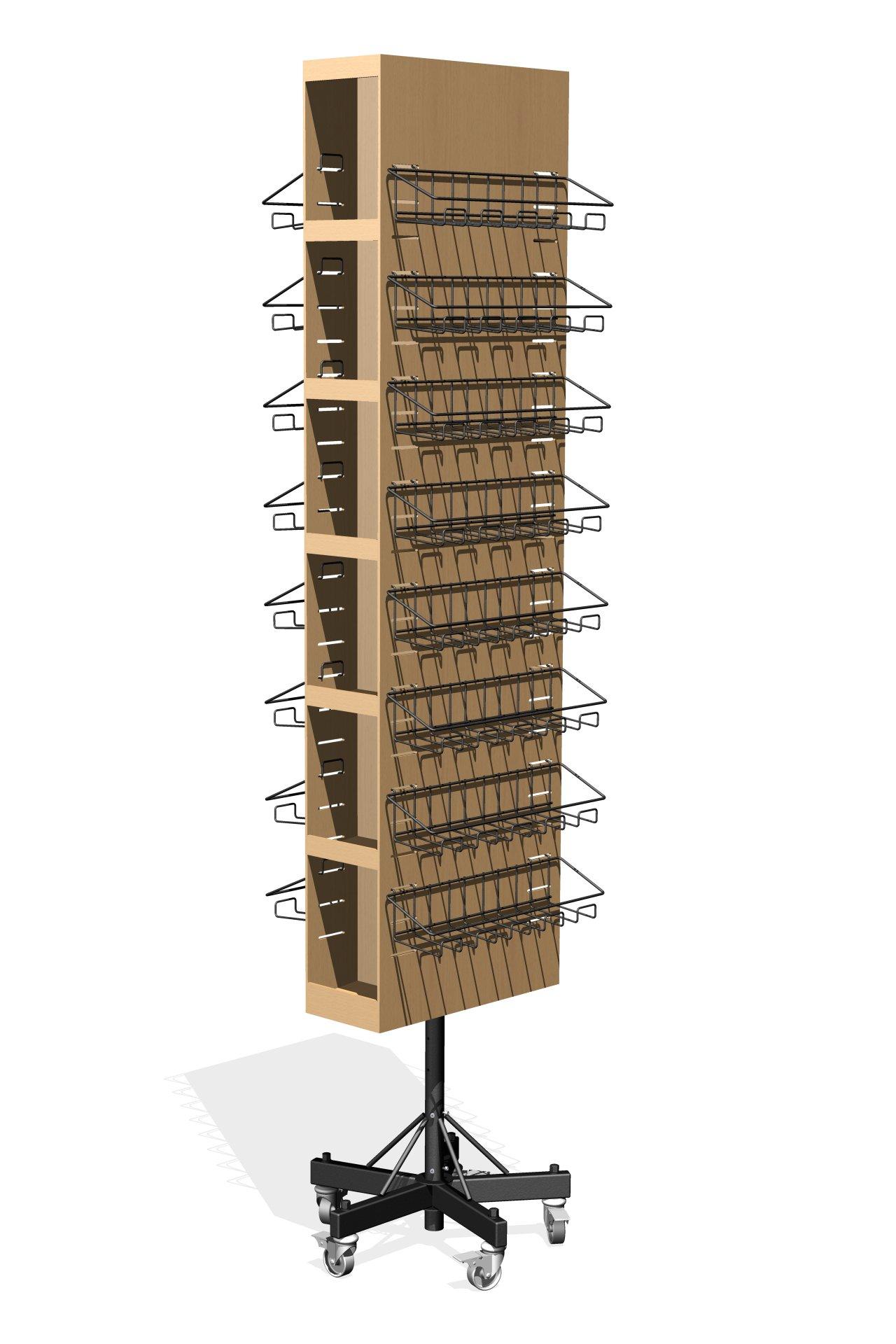 ik 810 04 60 buyck displays. Black Bedroom Furniture Sets. Home Design Ideas