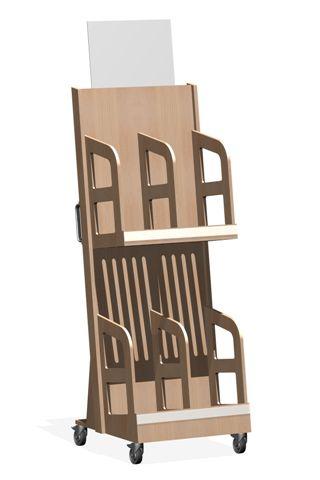 cf 1103 24 30 buyck displays. Black Bedroom Furniture Sets. Home Design Ideas