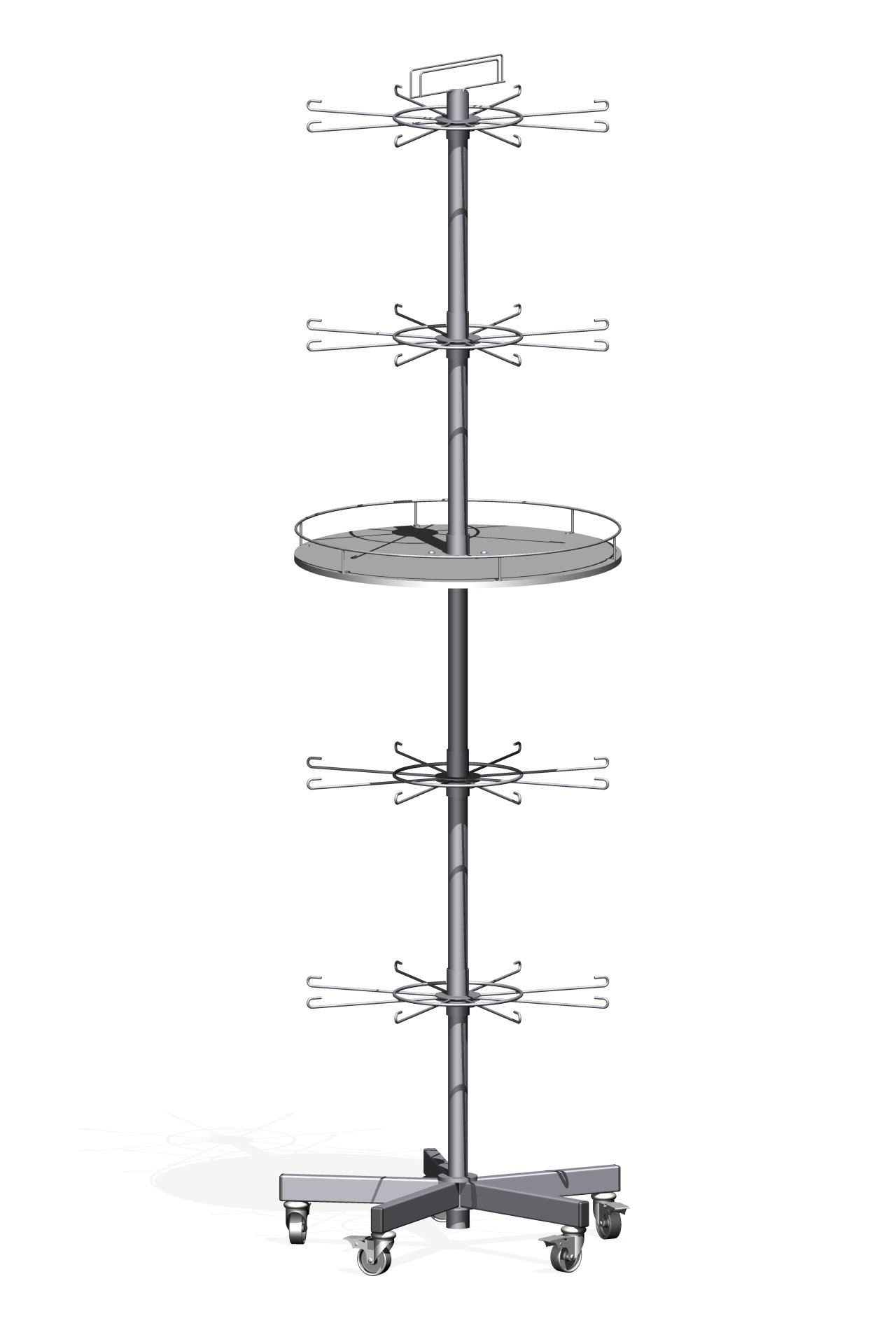 lc 1403 14 50 buyck displays. Black Bedroom Furniture Sets. Home Design Ideas