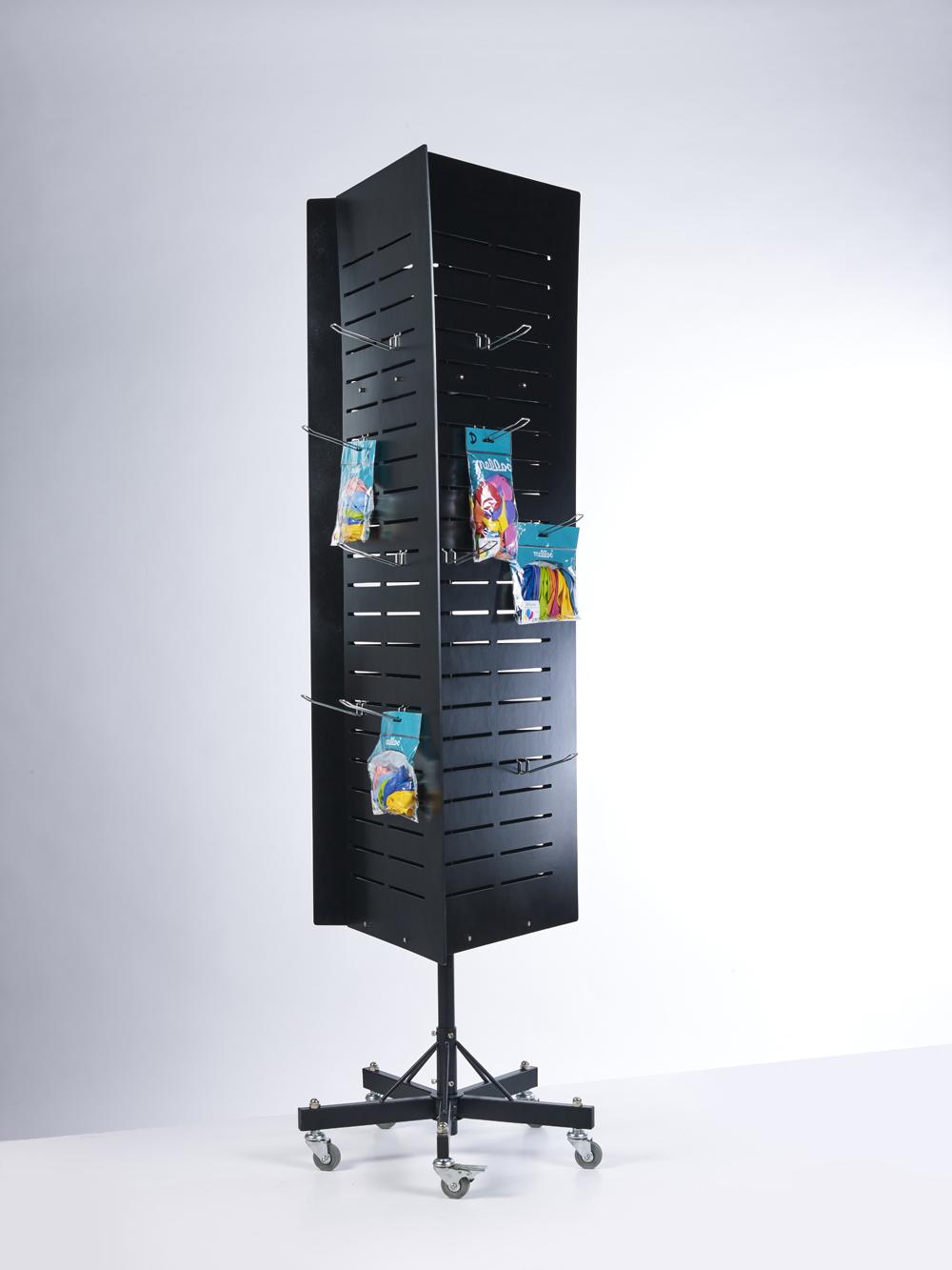 Holzdisplay für Haken - buyck displays - PW0850