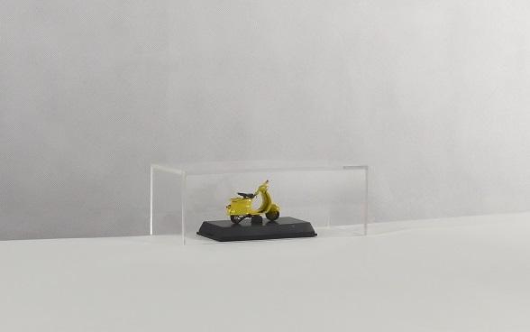 acrylic cover- plexi box - Haube in Acryl - Couvercle en acrylique